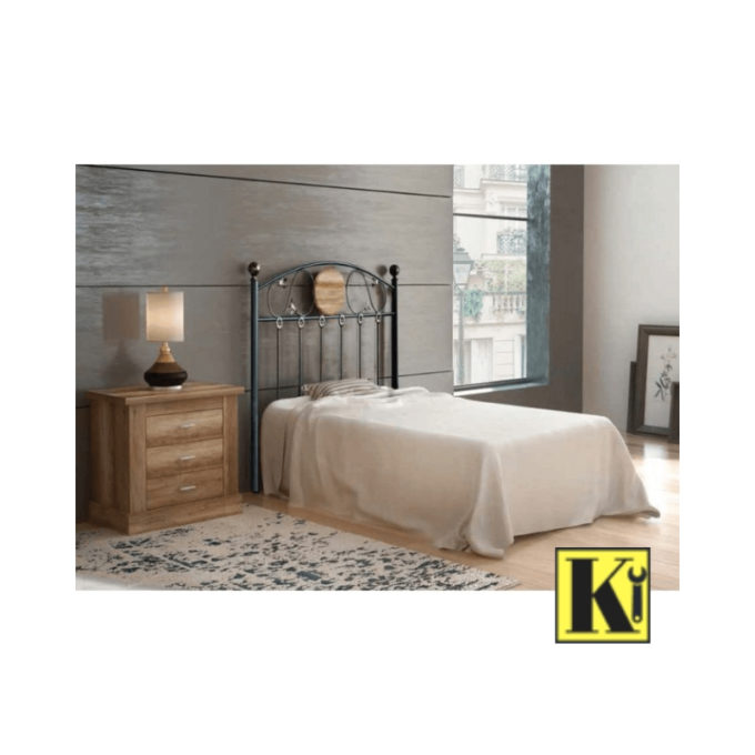 Dormitorio juvenil modelo chd-08 color cañón.