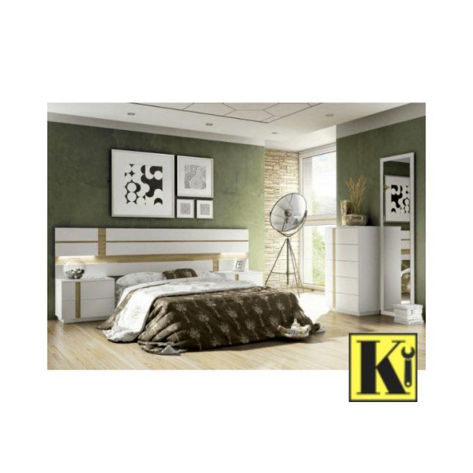 Dormitorio completo matrimonio modelo av-01