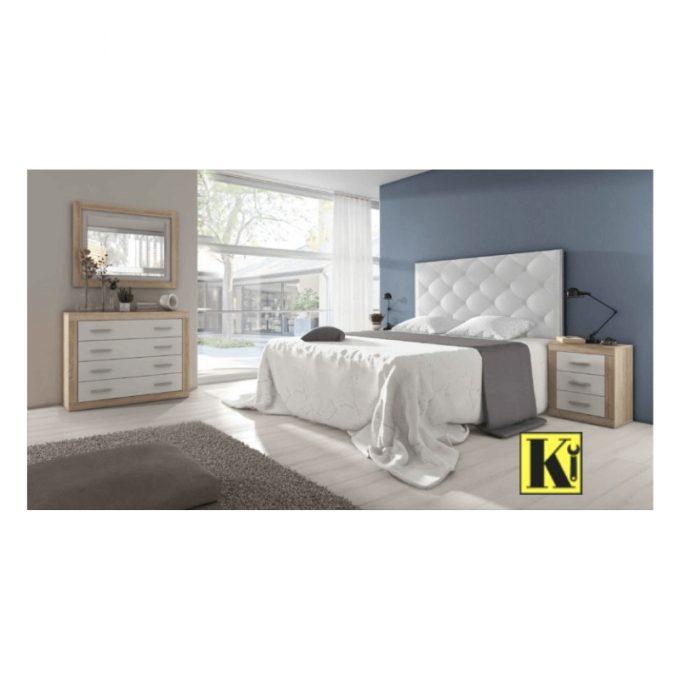Dormitorio completo modelo ld-11