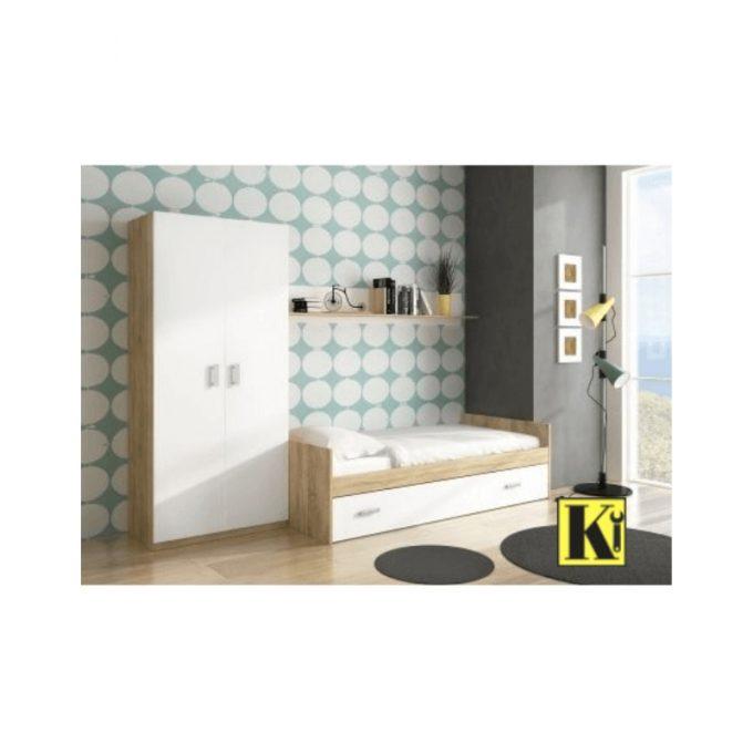 Dormitorio juvenil modelo cham-01