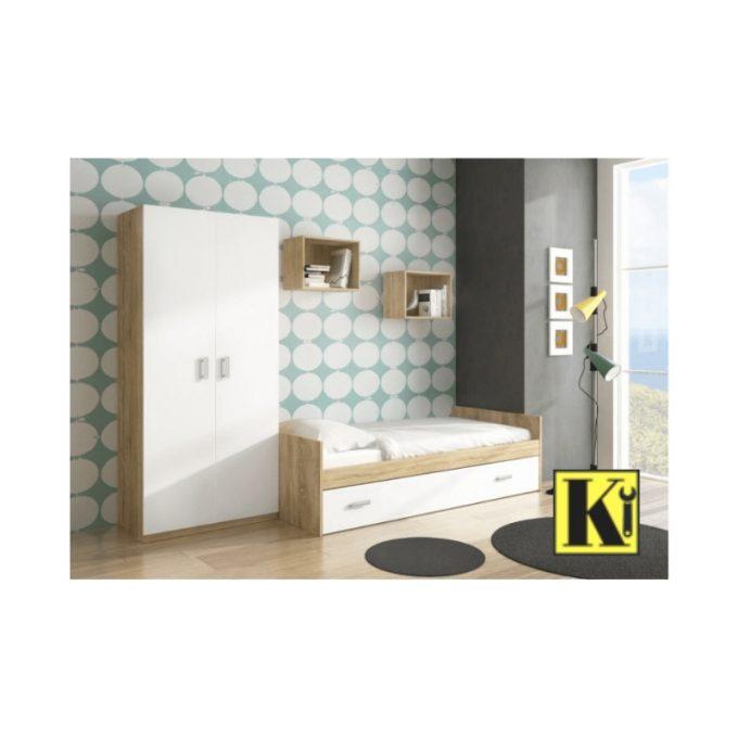 Dormitorio juvenil modelo cham-02