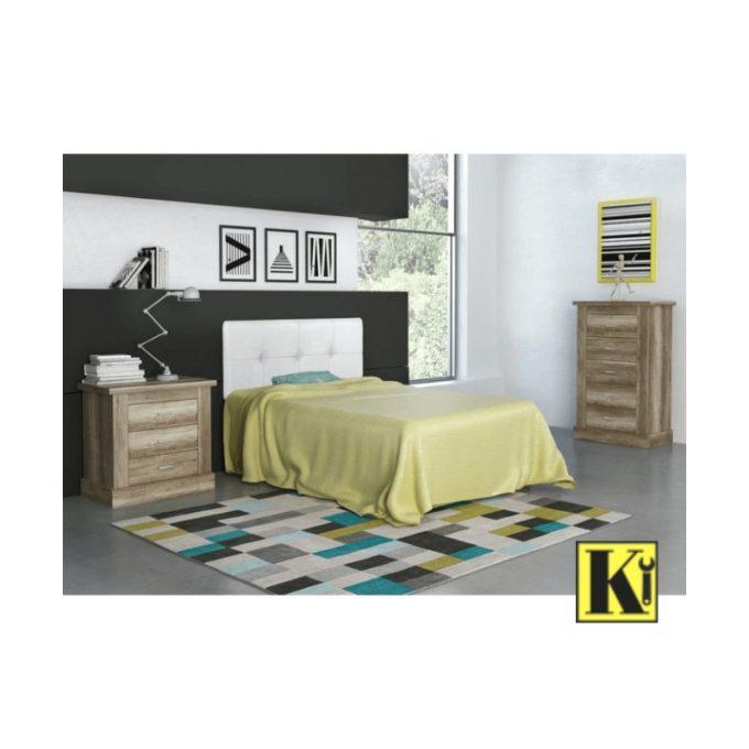 Dormitorio juvenil modelo chd-09