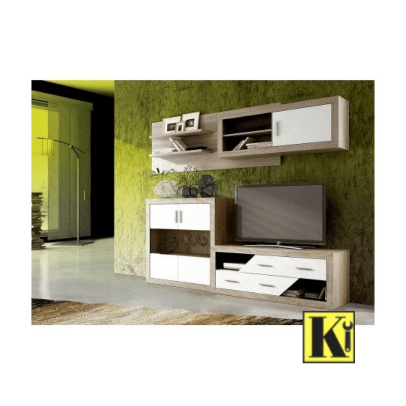 Mas Que Muelles | Salones | Cojunto de salón modelo L-04