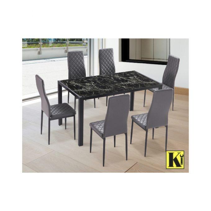 Mas Que Muelles | Salones | Mesas y sillas de comedor | M-01