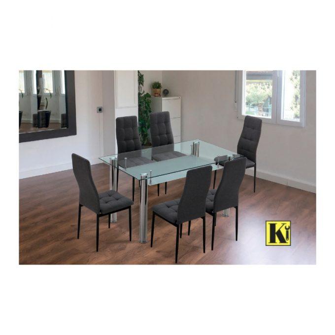 Mas Que Muelles | Salones | Mesas y sillas de comedor | PZ-01