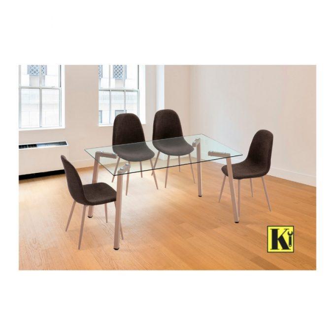 Mas Que Muelles | Salones | Mesas y sillas de comedor | SC-01