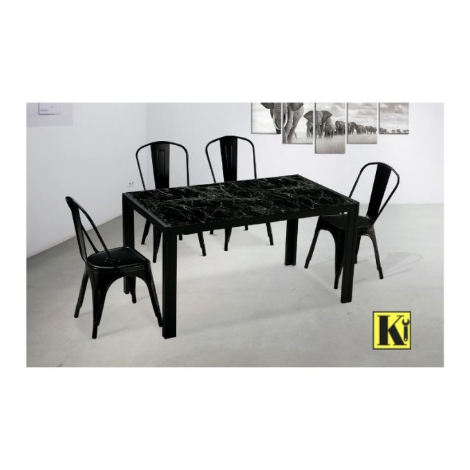 Mas Que Muelles | Salones | Mesas y sillas de comedor | MB-01