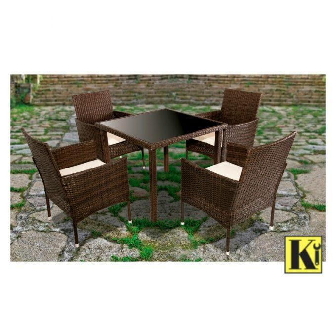 Mas Que Muelles | Muebles exterior | Conjunto de jardín | Modelo Sucre