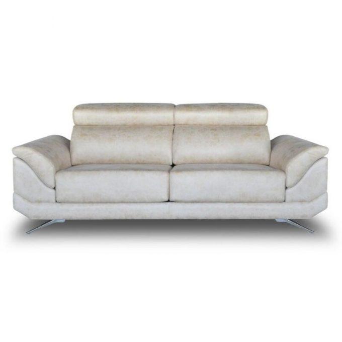 Sofá modelo roche 3 plazas color beige