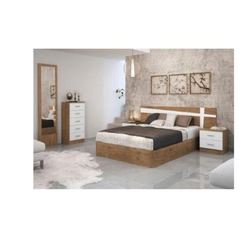 Mas Que Muelles | Dormitorios | Dormitorio modelo Boston
