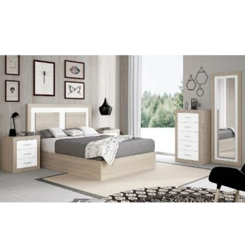 Mas Que Muelles | Dormitorios | Dormitorio modelo Gobi