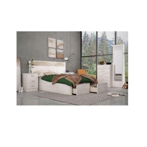 Mas Que Muelles | Dormitorios | Dormitorio modelo Luanda