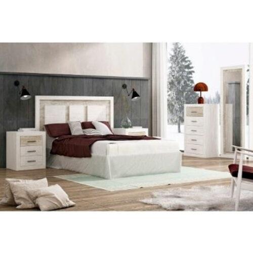 Mas Que Muelles | Dormitorios | Dormitorio modelo Roche