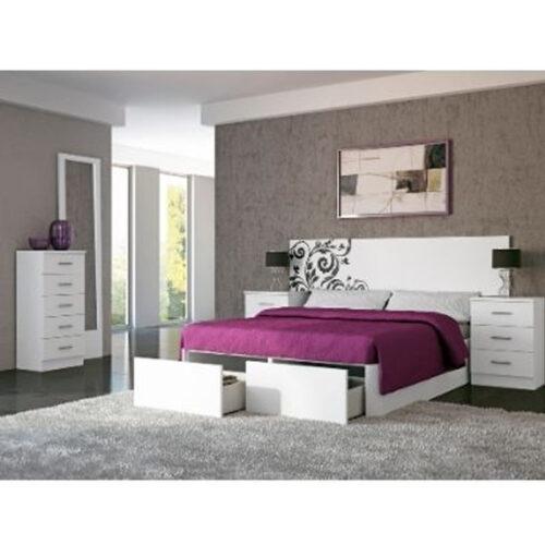 Mas Que Muelles | Dormitorios | Dormitorio modelo Versus
